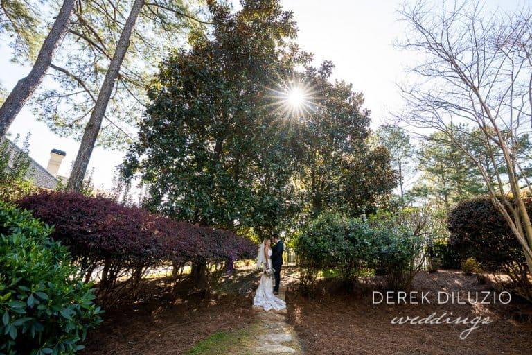 Pamela And Matt's Wedding In Georgia