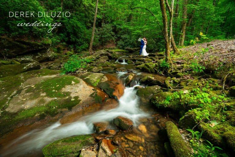 Breeane And Blair's Wedding In North Carolina.